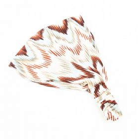girls Wild Chevron Bandana Headwrap