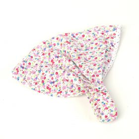 Girls Spring Cuteness Head Scarf - Pink