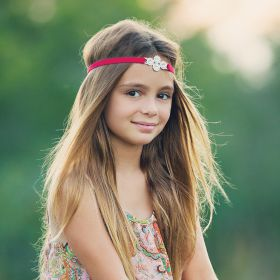 girls Jewel Headband
